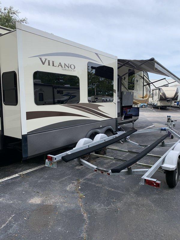 2018 Vanleigh RV Vilano 365