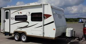 2011 Forest River Rockwood Roo 19