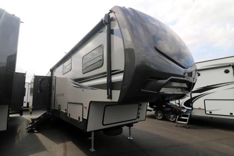 2020 Keystone Sprinter Campfire 31FWMB