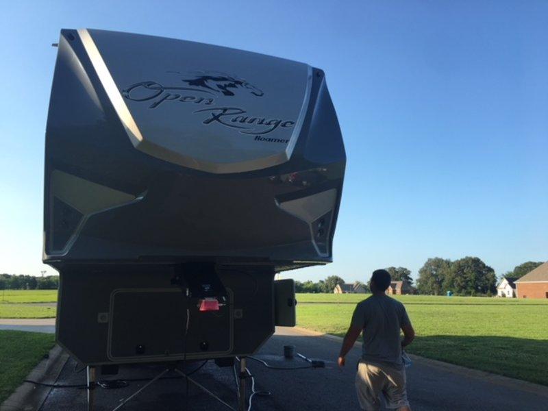 2017 Open Range Roamer 371 MBH