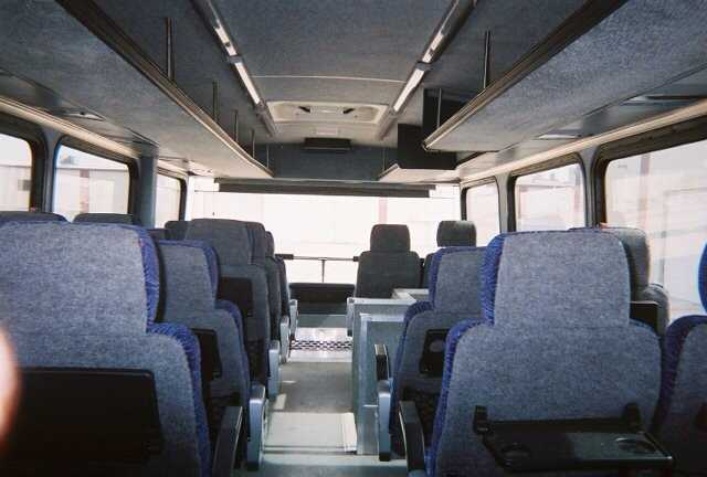 2001 Neoplan Neoplan DOUBLE DECKER INTERMODEL PROTOTYPE BUS