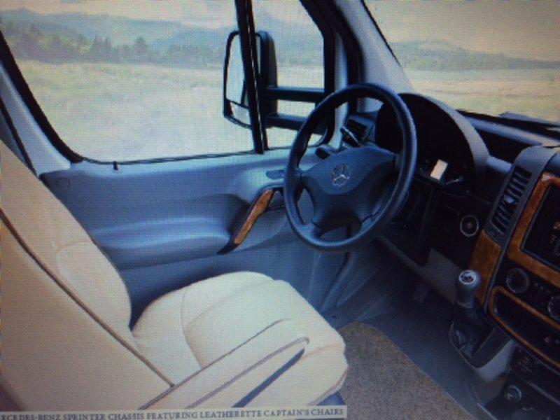2016 Thor Motor Coach Citation Sprinter 24SR