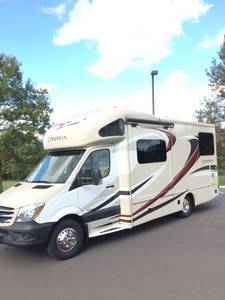 2016 Thor Motor Coach Citation Sprinter 24SR