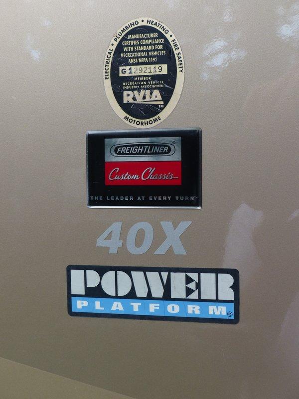 2008 Fleetwood Providence 40X