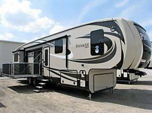 2018 Jayco Pinnacle 39SPQS