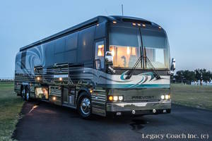 2003 Prevost Country Coach XLII Double Slide