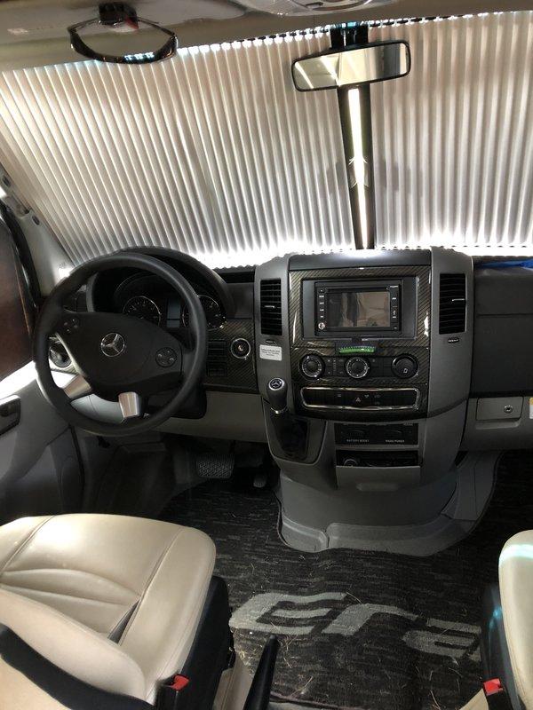 2017 Winnebago Era 70 A Mercedes Sprinter diesel
