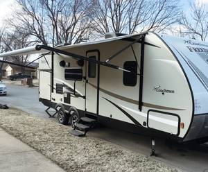 2017 Coachmen Freedom Express Ultra Lite 248RBS