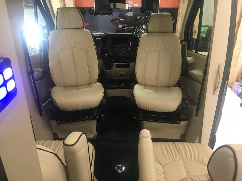 2019 Mercedes Sprinter MD-4 Lounge