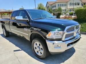 2016 Dodge 3500 Laramie