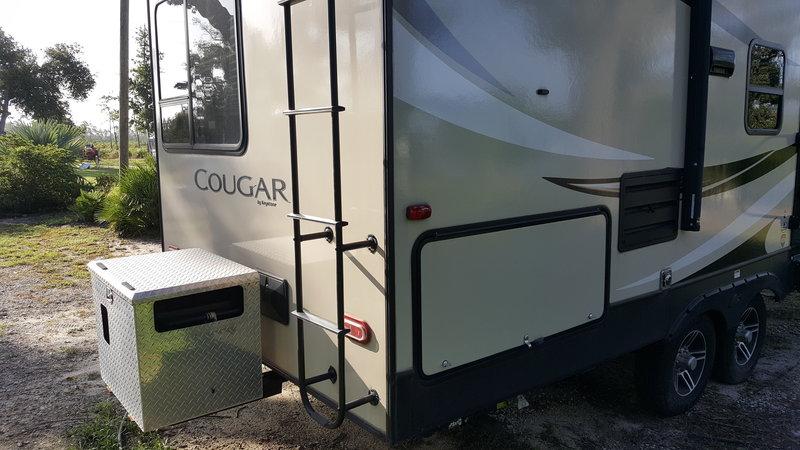 2019 Keystone Cougar Half Ton 25RES