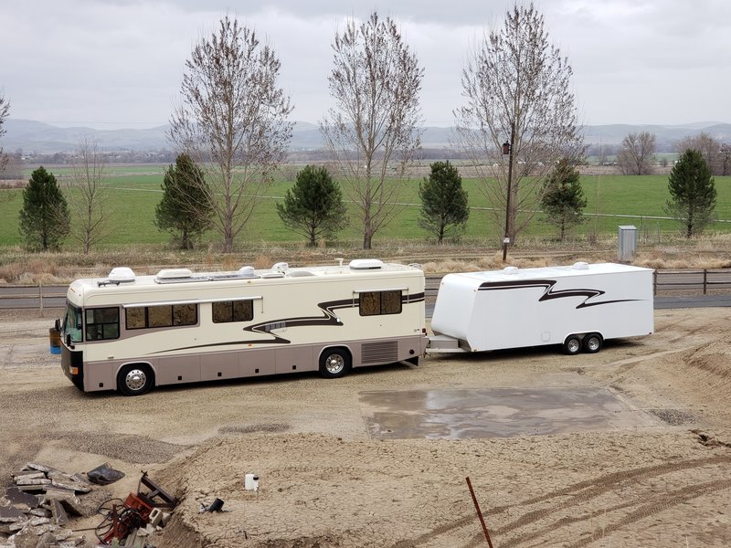 1996 Country Coach Allure