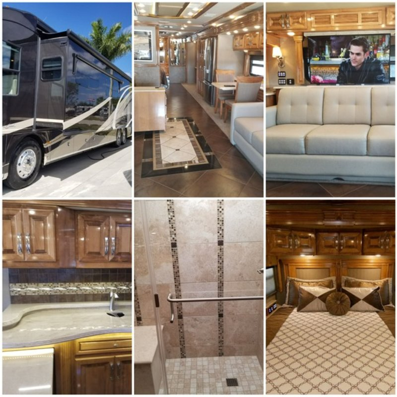 2016 Fleetwood American Tradition 45T