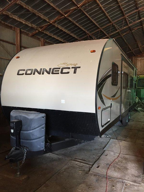 2014 KZ Spree Connect C282BHS