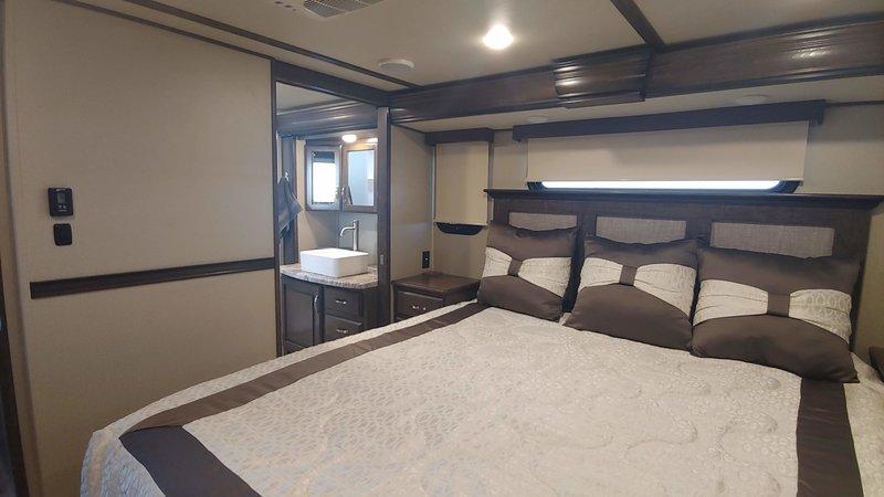 2018 Grand Design Solitude 384GK