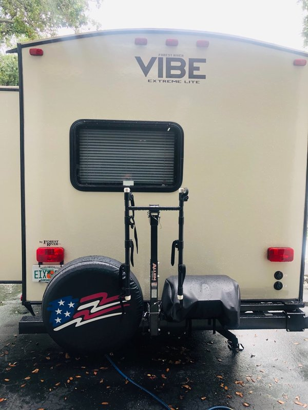 2015 Forest River Vibe Extreme Lite vibe