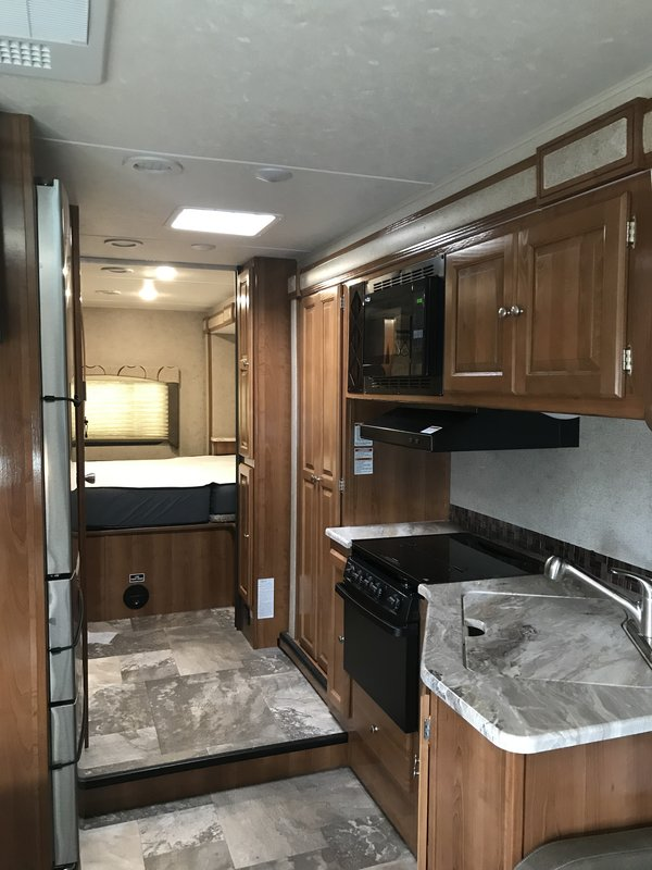 2019 Forest River Forester 311