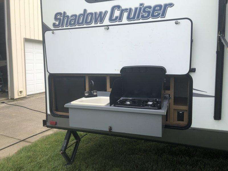 2016 Cruiser RV Shadow Cruiser 280QBS