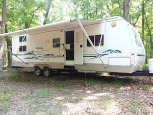 2003 Keystone Cougar 293BHS