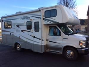 2014 Forest River Forester 2301 Ford