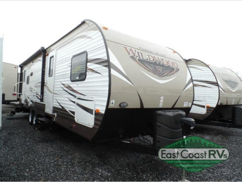 2016 Forest River Wildwood 28RLDS
