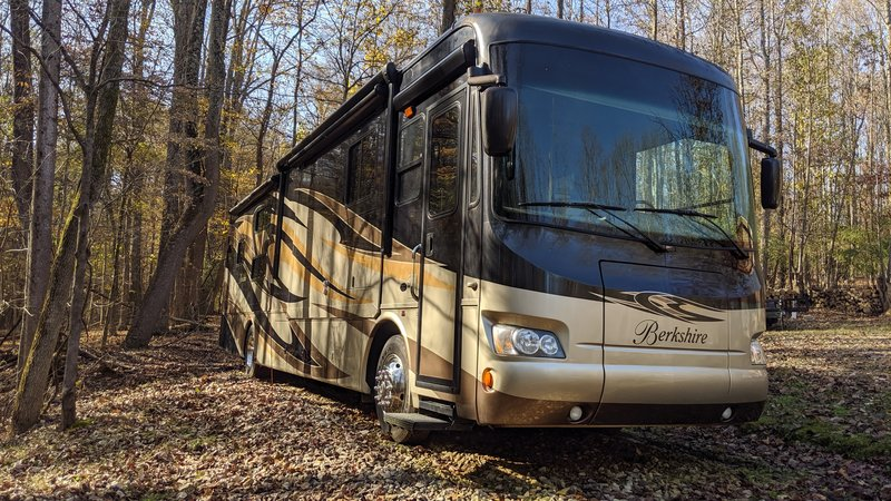 2014 Forest River Berkshire 390BH