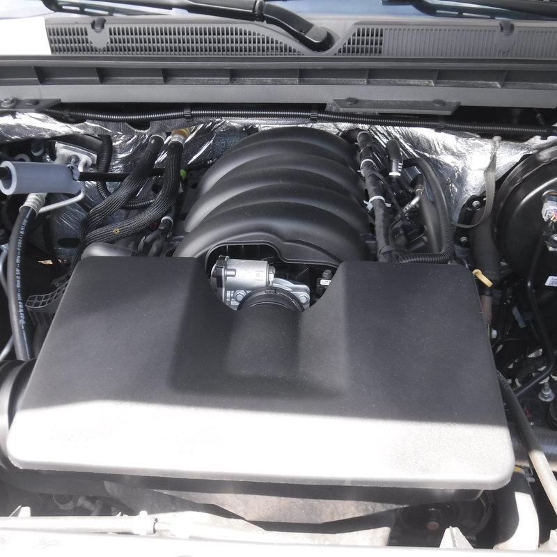 2016 Chevrolet Silverado Crew Cab