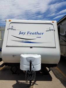 2010 Jayco Jay Feather EXP 21M