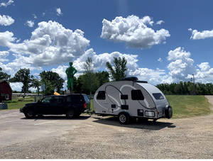 2019 Forest River R-Pod RP-171