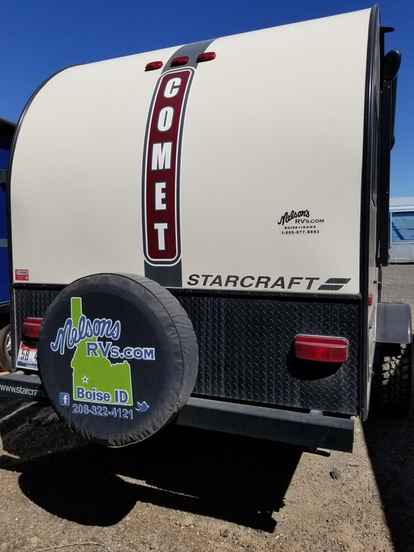 2017 Starcraft Comet Mini 16KB Extreme