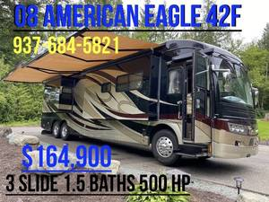 2008 American Coach American Eagle 42f