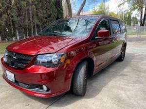 2019 Dodge Grand Caravan SXT BLACKTOP