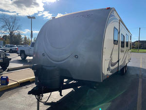 2014 Cruiser RV Radiance 28QBSS