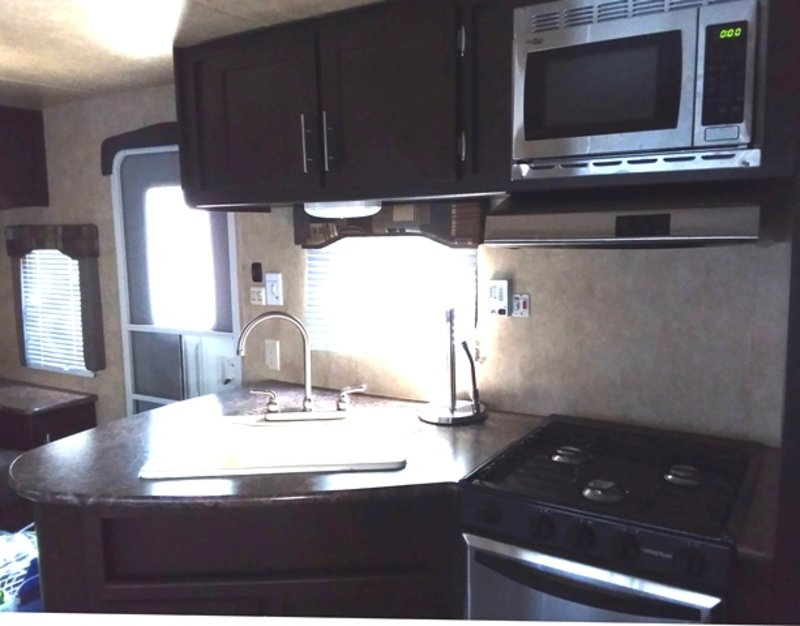 2014 Forest River Evo T2750