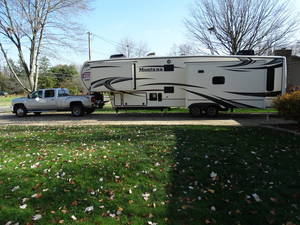 2015 Keystone Montana 3582RL