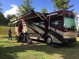 2006 Country Coach Inspire 360 Siena 400 Quad