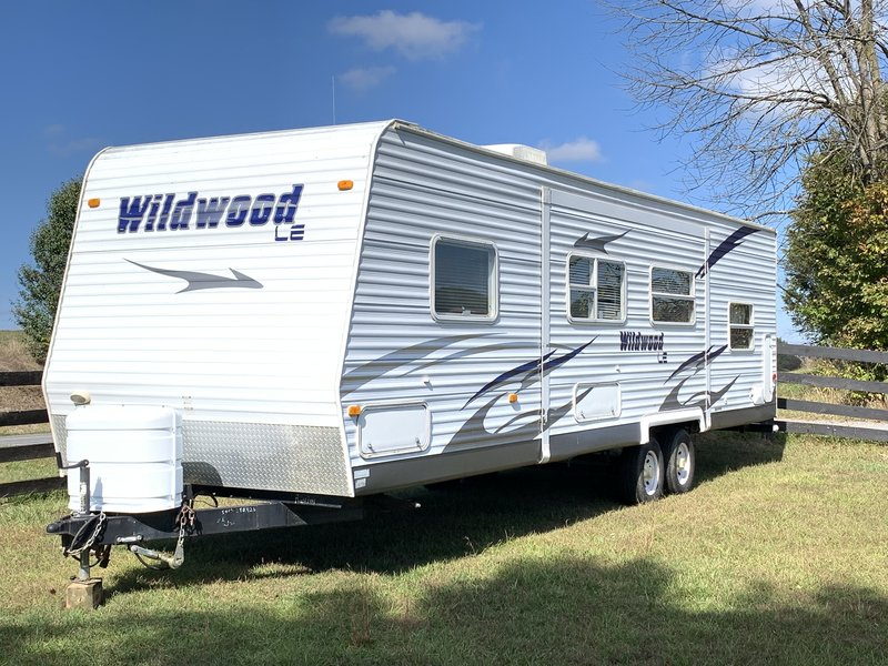 2008 Forest River Wildwood LE 30QBSS