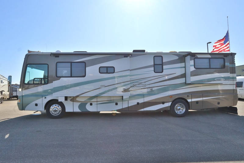 2008 National RV Pacifica 40D