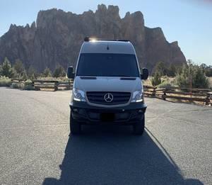 2017 Mercedes Sprinter 177 4x4 Diesel