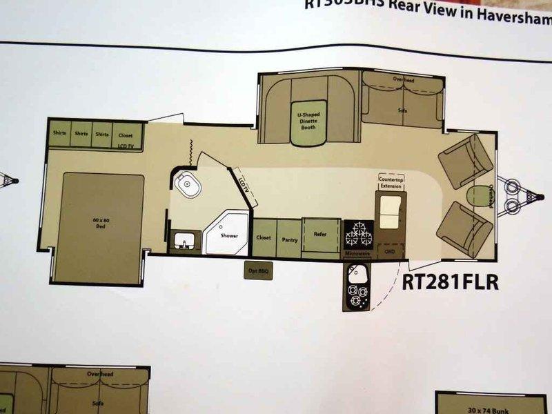 2011 Open Range Roamer 281FLR
