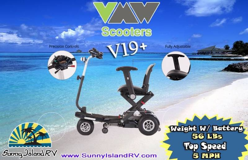 2018 X-treme Scooters X-treme Scooters Vita Mobility Werks V19+