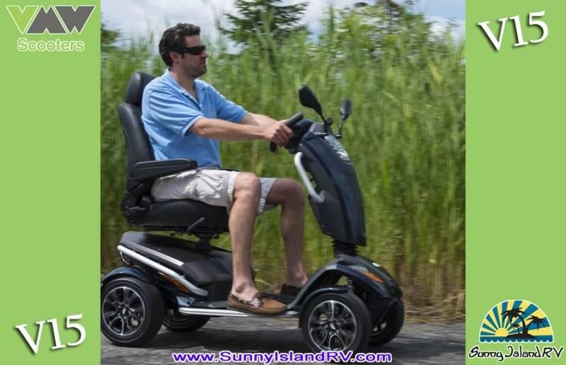 2018 Vita Mobility Werks Vita Mobility Werks V15