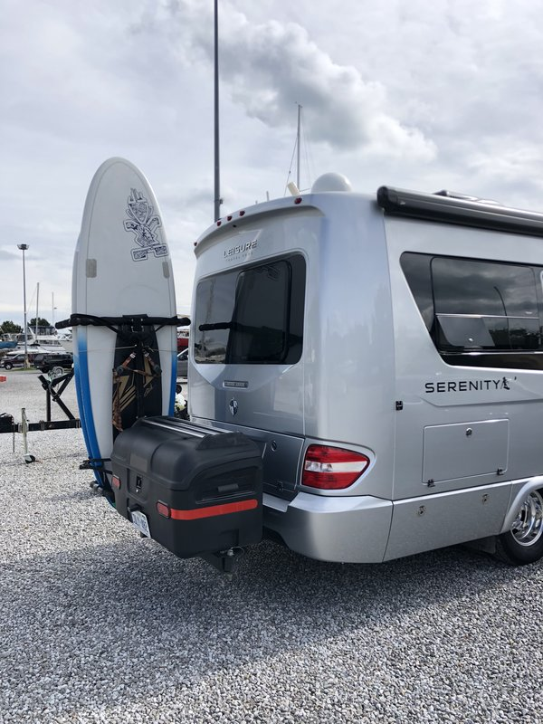 2018 Leisure Travel Vans Serenity