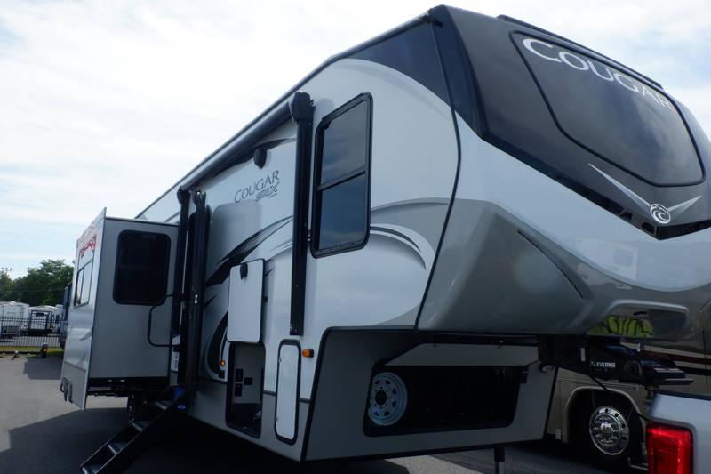 2021 Keystone Cougar 353SRX