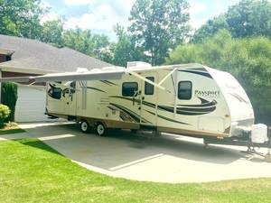 2012 Keystone Passport Grand Touring 3220BH