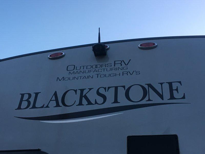 2016 Outdoors RV Black Stone 270RKSB