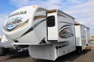 2013 Keystone Montana Paramount 3402RL