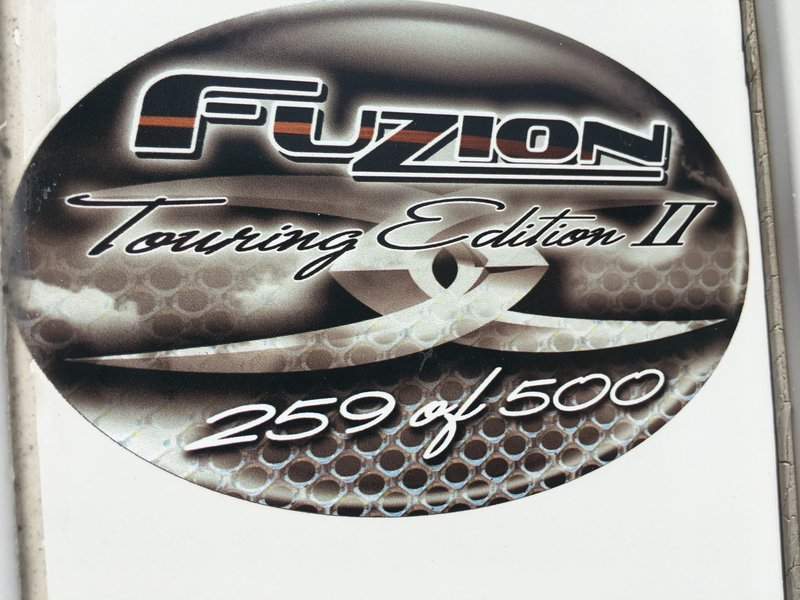 2010 Keystone Fuzion 322