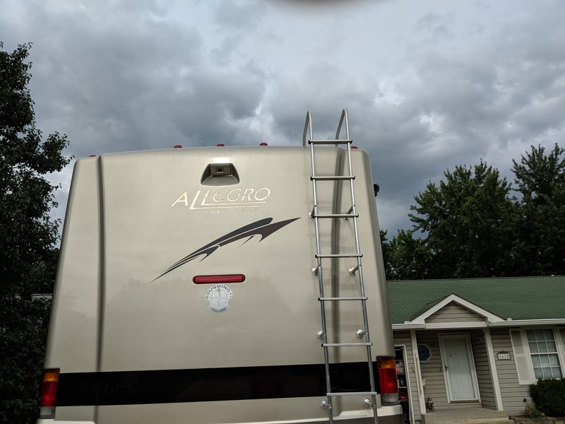 2008 Tiffin Allegro Open Road 32BA