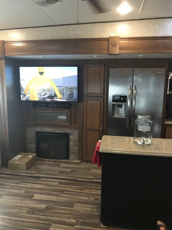 2017 Highland Ridge RV Open Range 348 RLS